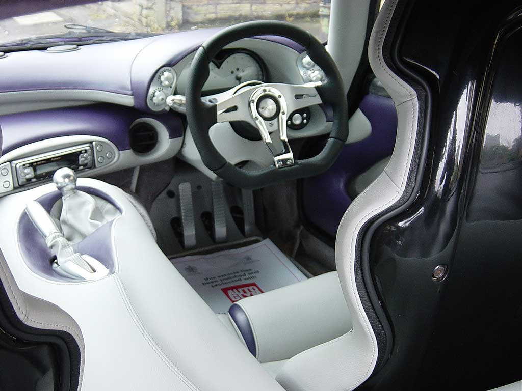 Tvr t350 interior images galleries for Images of interior
